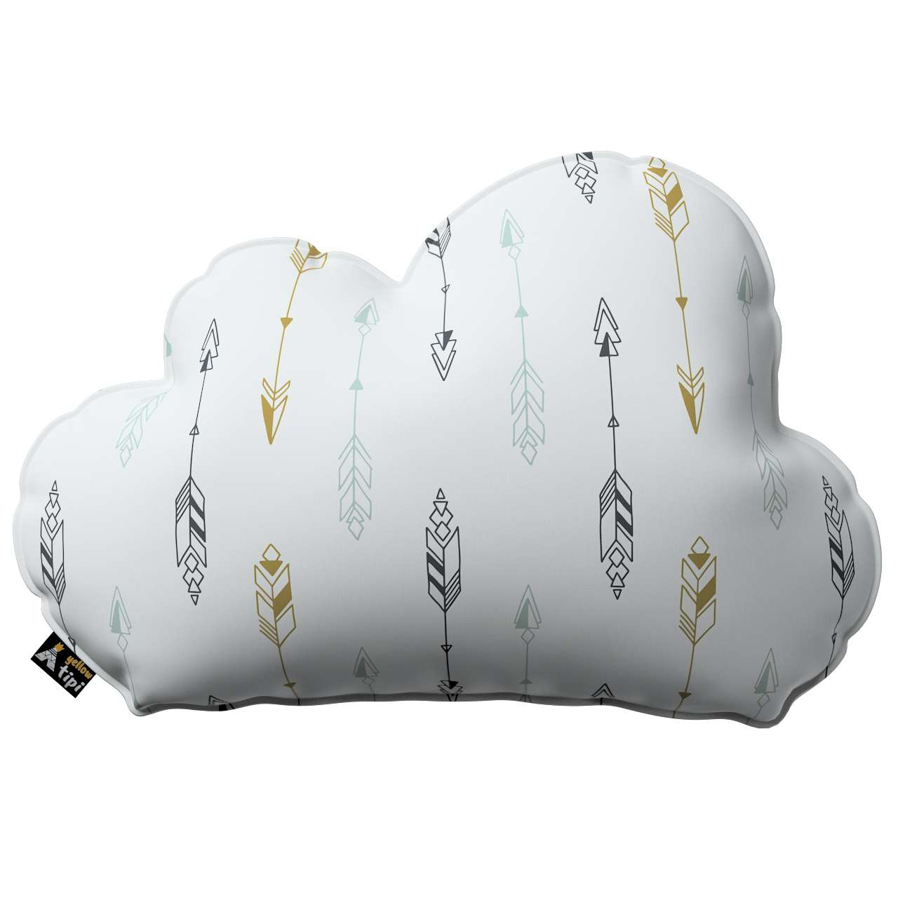 Soft Cloud pillow in collection Magic Collection, fabric: 500-07