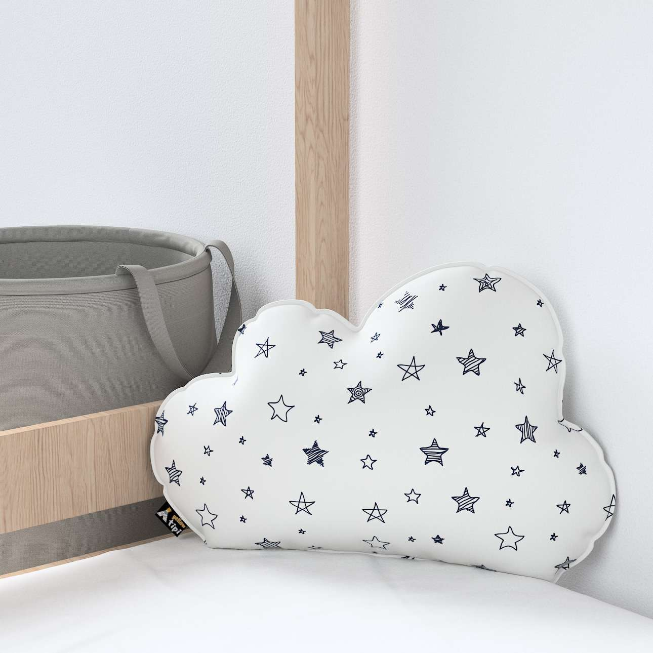 Soft Cloud pillow in collection Magic Collection, fabric: 500-08