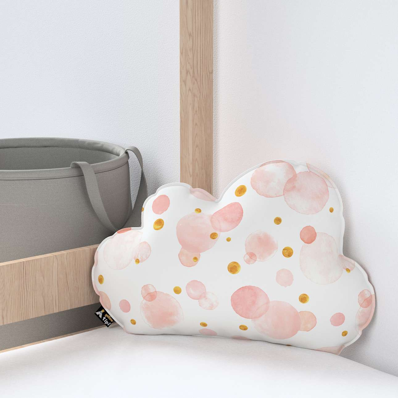 Soft Cloud pillow in collection Magic Collection, fabric: 500-13