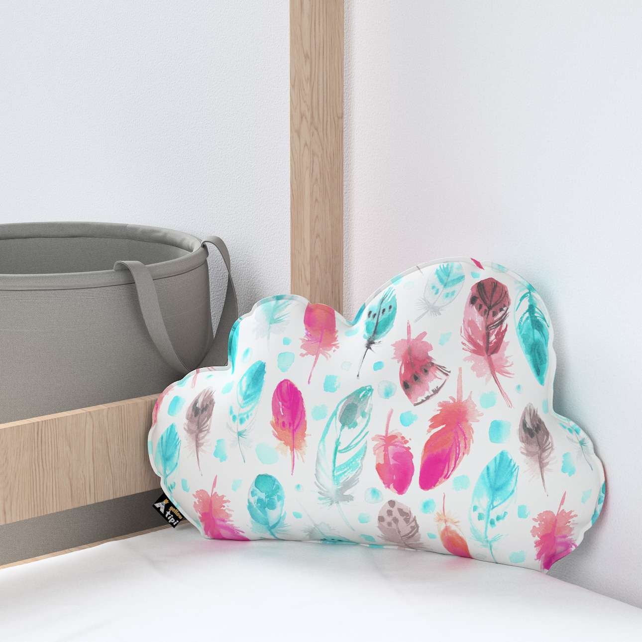Soft Cloud pillow in collection Magic Collection, fabric: 500-17