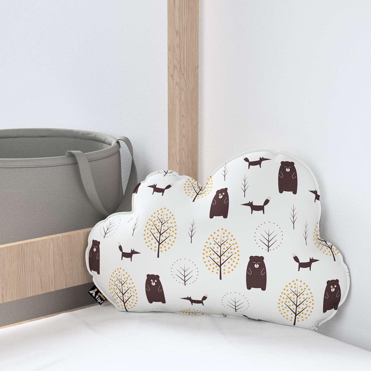 Soft Cloud pillow in collection Magic Collection, fabric: 500-19