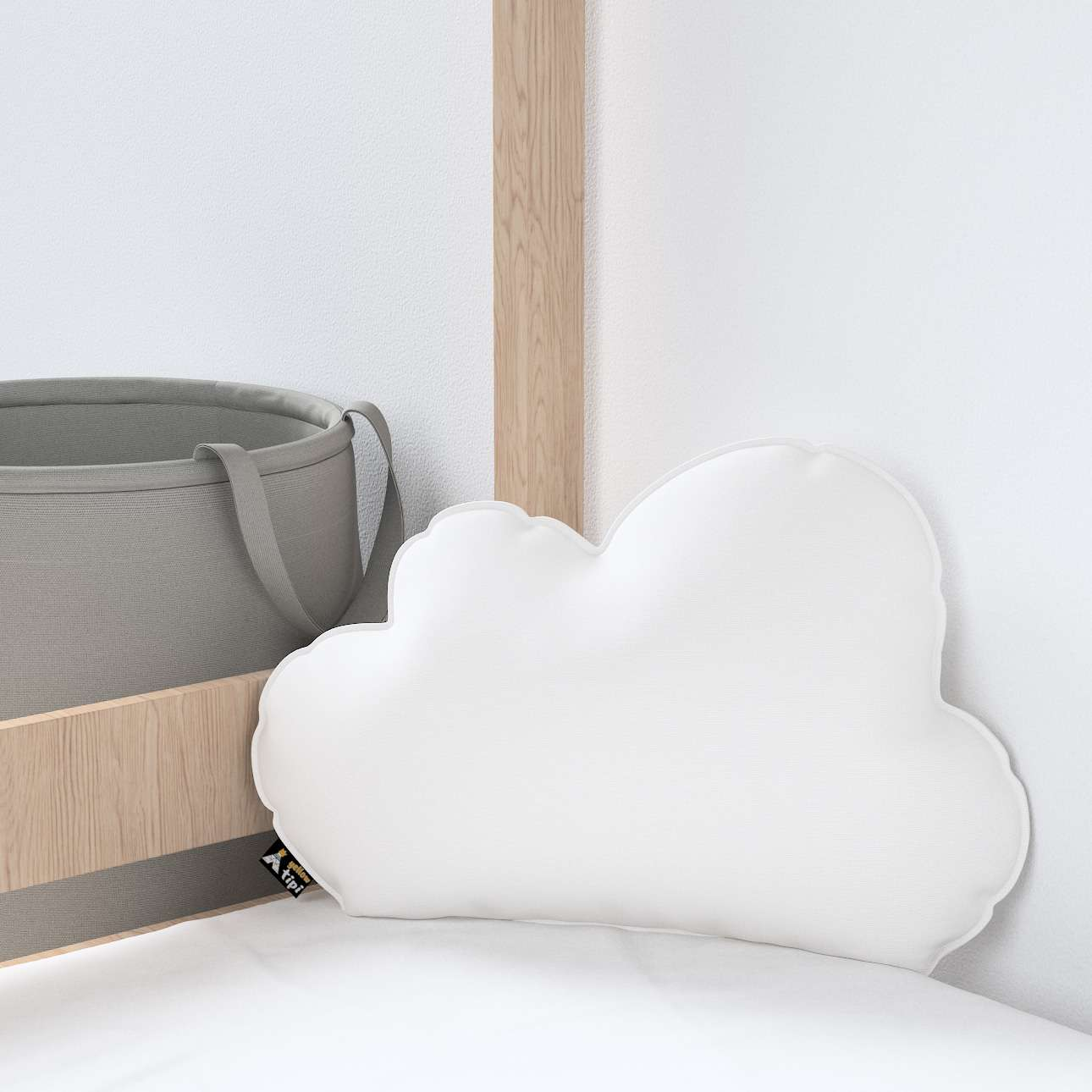 Soft Cloud pagalvėlė kolekcijoje Happiness, audinys: 133-02