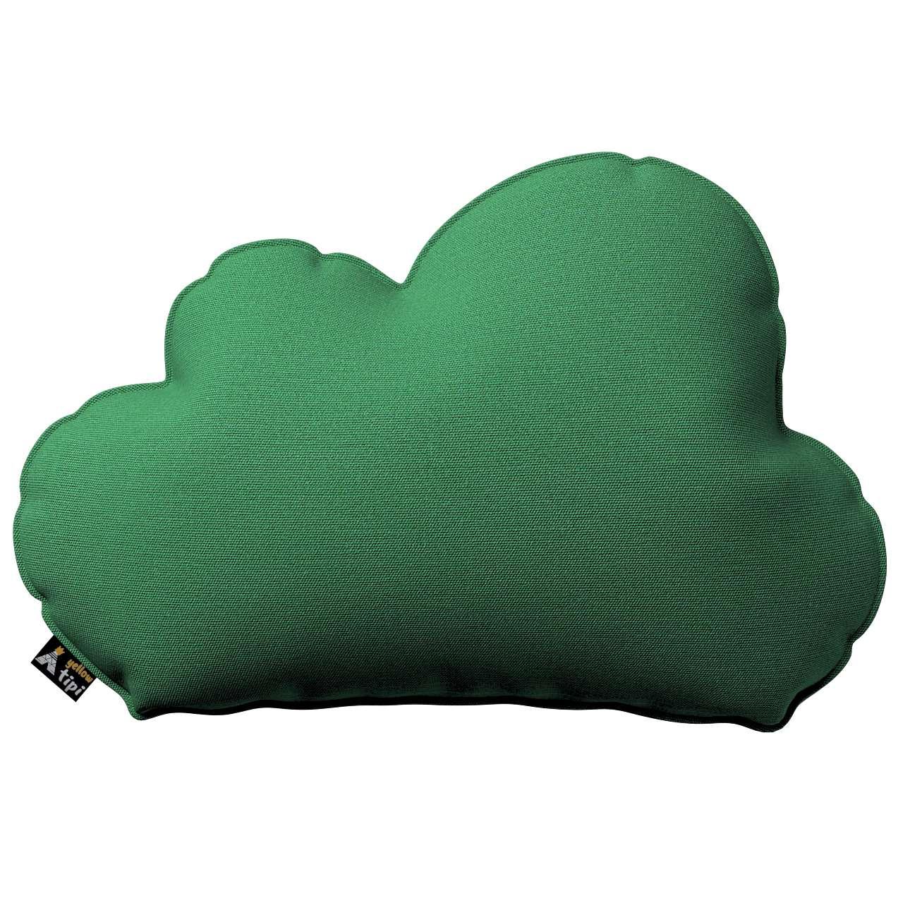 Kissen Soft Cloud von der Kollektion Happiness, Stoff: 133-18