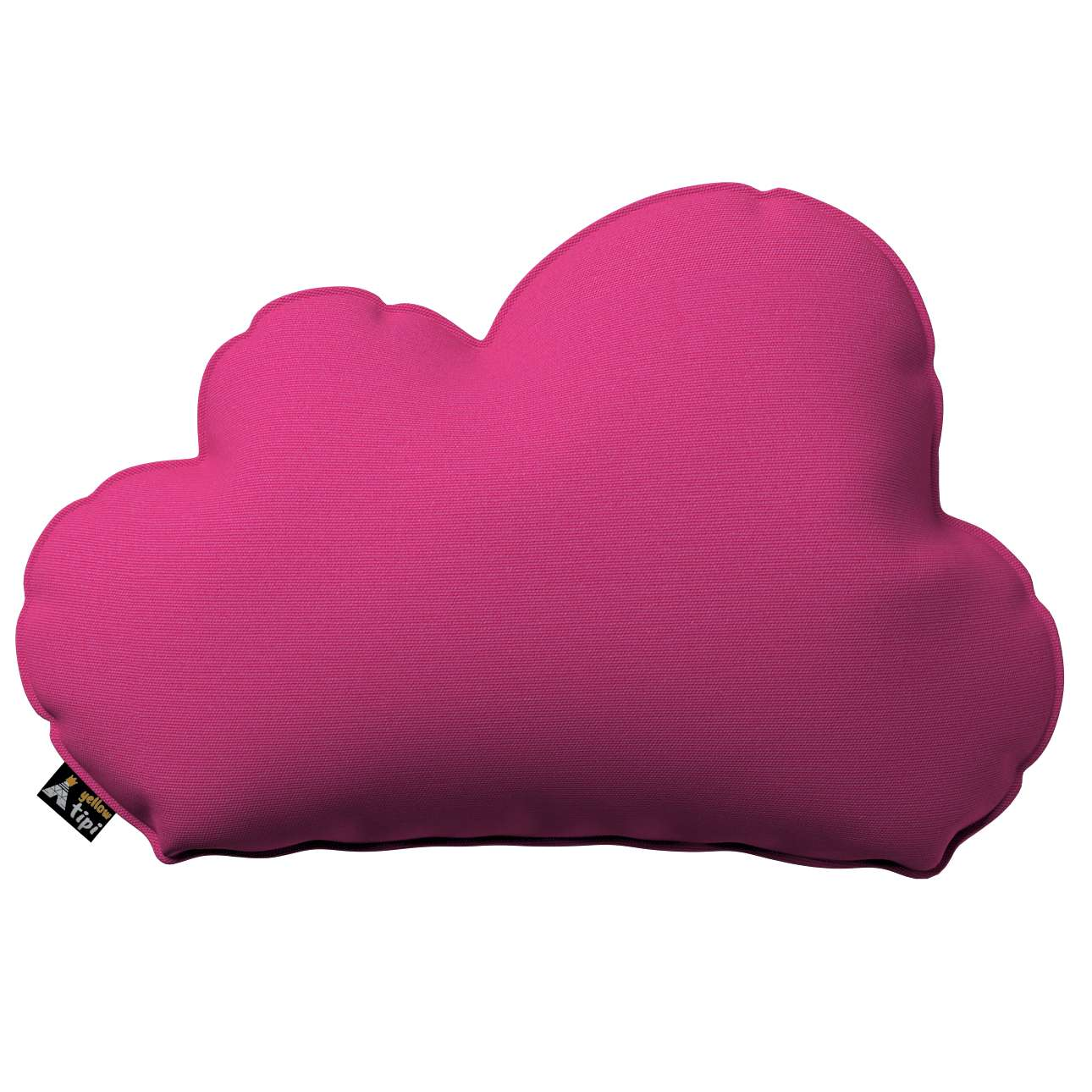 Kissen Soft Cloud von der Kollektion Happiness, Stoff: 133-60