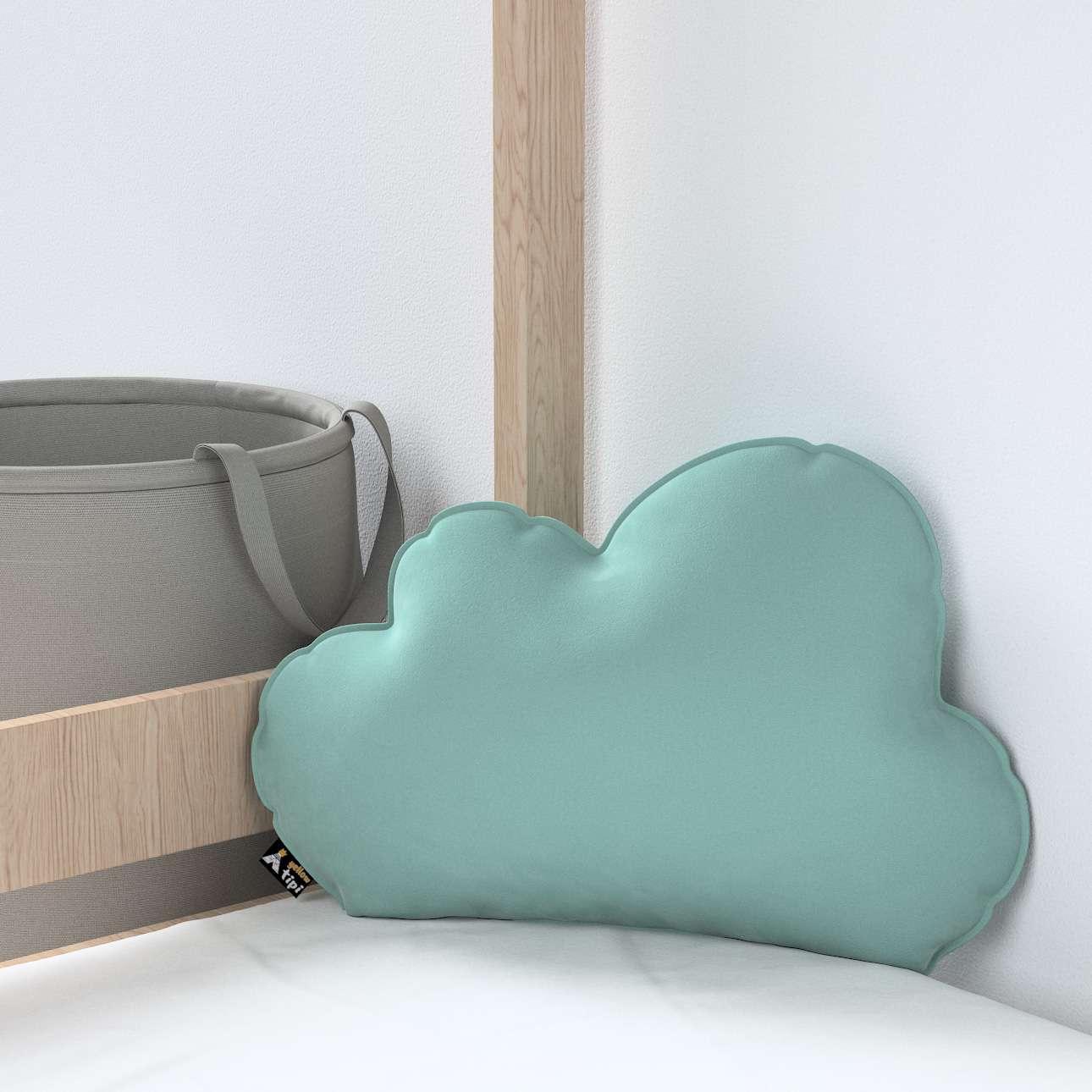 Soft Cloud pagalvėlė kolekcijoje Posh Velvet, audinys: 704-18