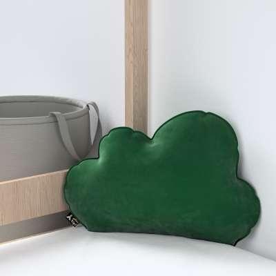 Kissen Soft Cloud von der Kollektion Posh Velvet, Stoff: 704-13