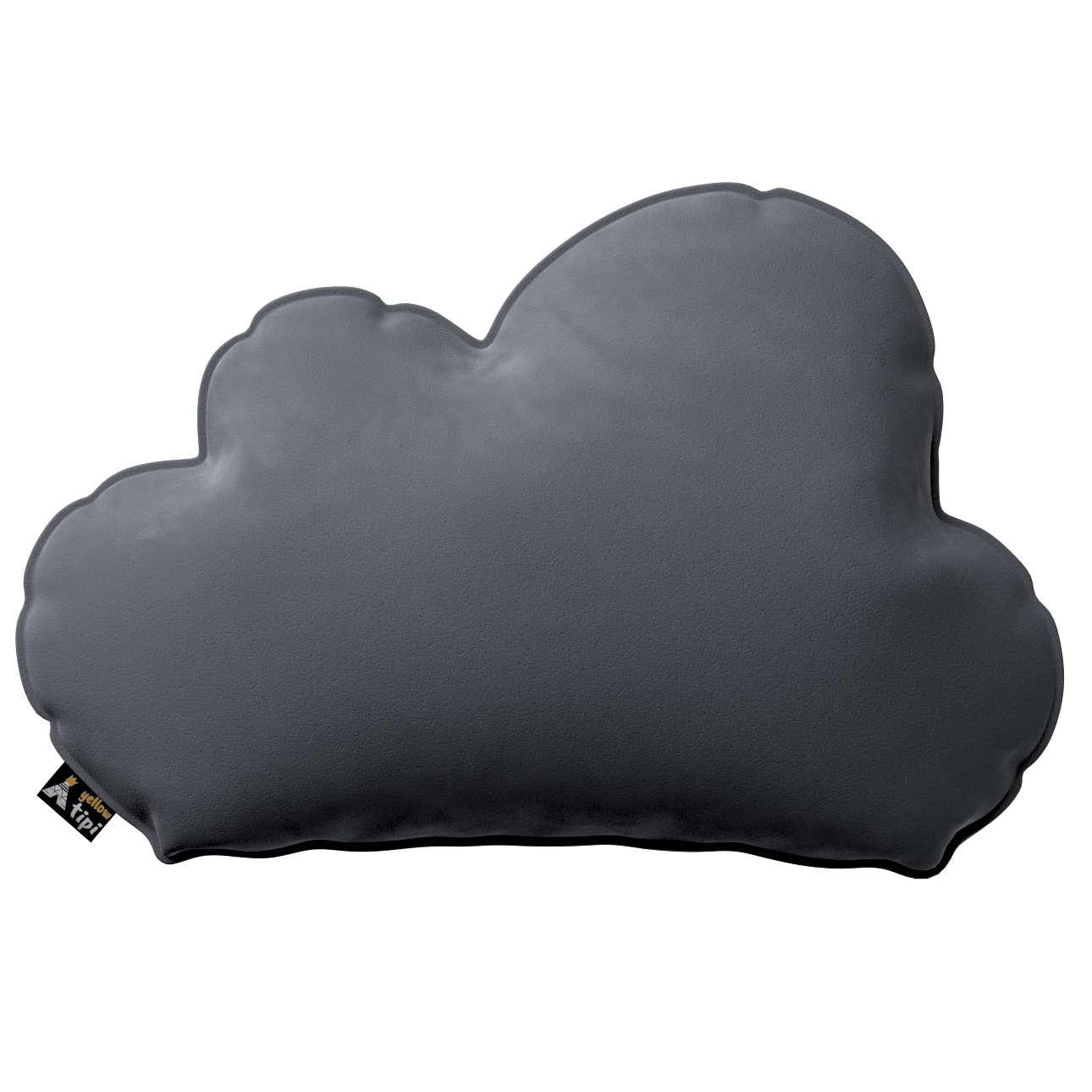 Kissen Soft Cloud von der Kollektion Posh Velvet, Stoff: 704-12