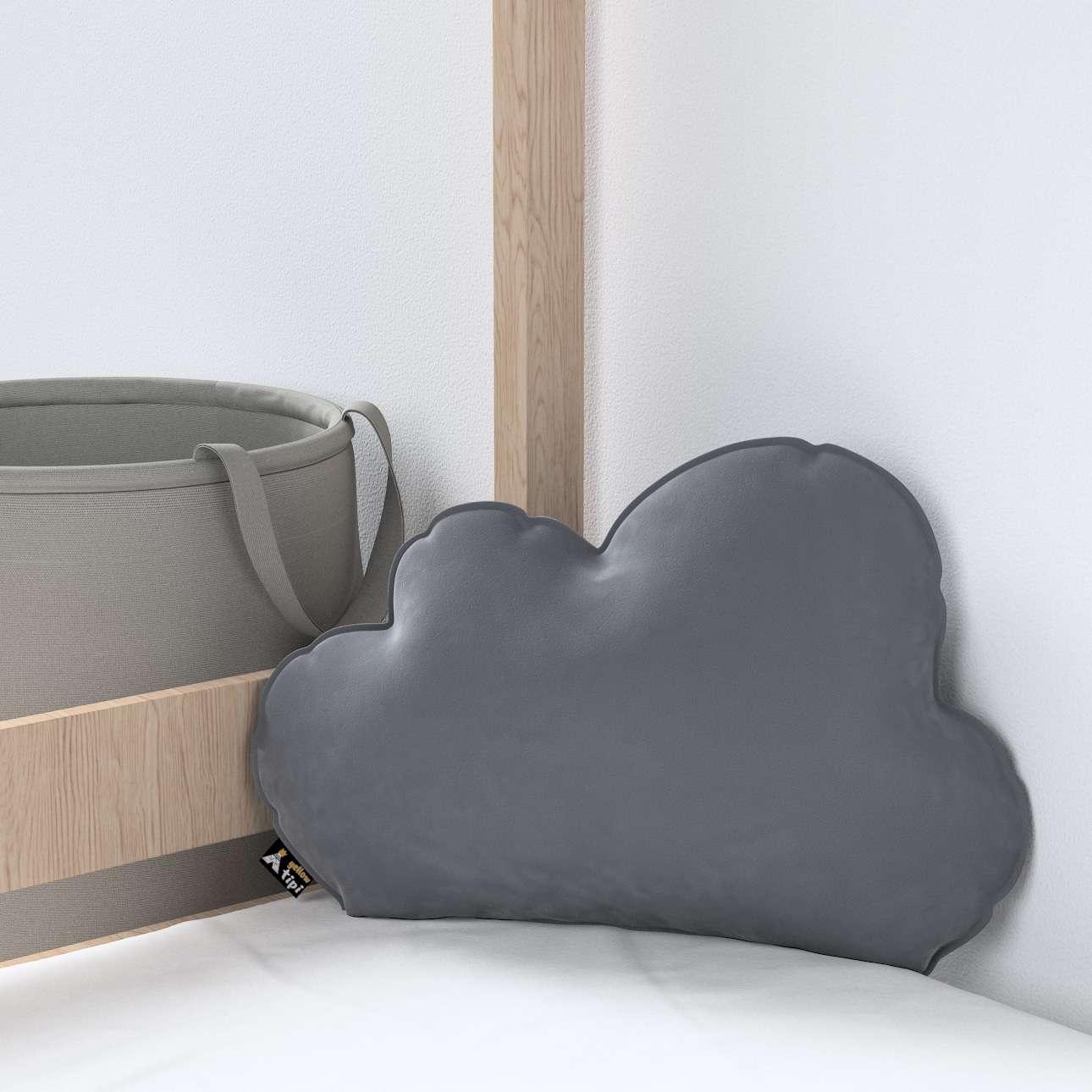 Soft Cloud pagalvėlė kolekcijoje Posh Velvet, audinys: 704-12