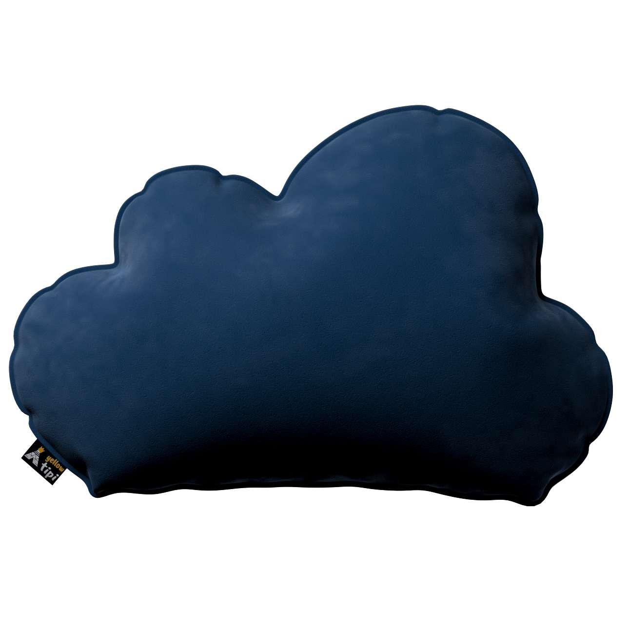 Kissen Soft Cloud von der Kollektion Posh Velvet, Stoff: 704-29