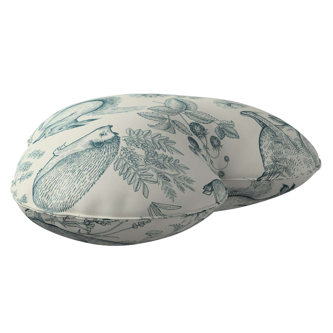 Heart of Love pillow in collection Magic Collection, fabric: 500-04