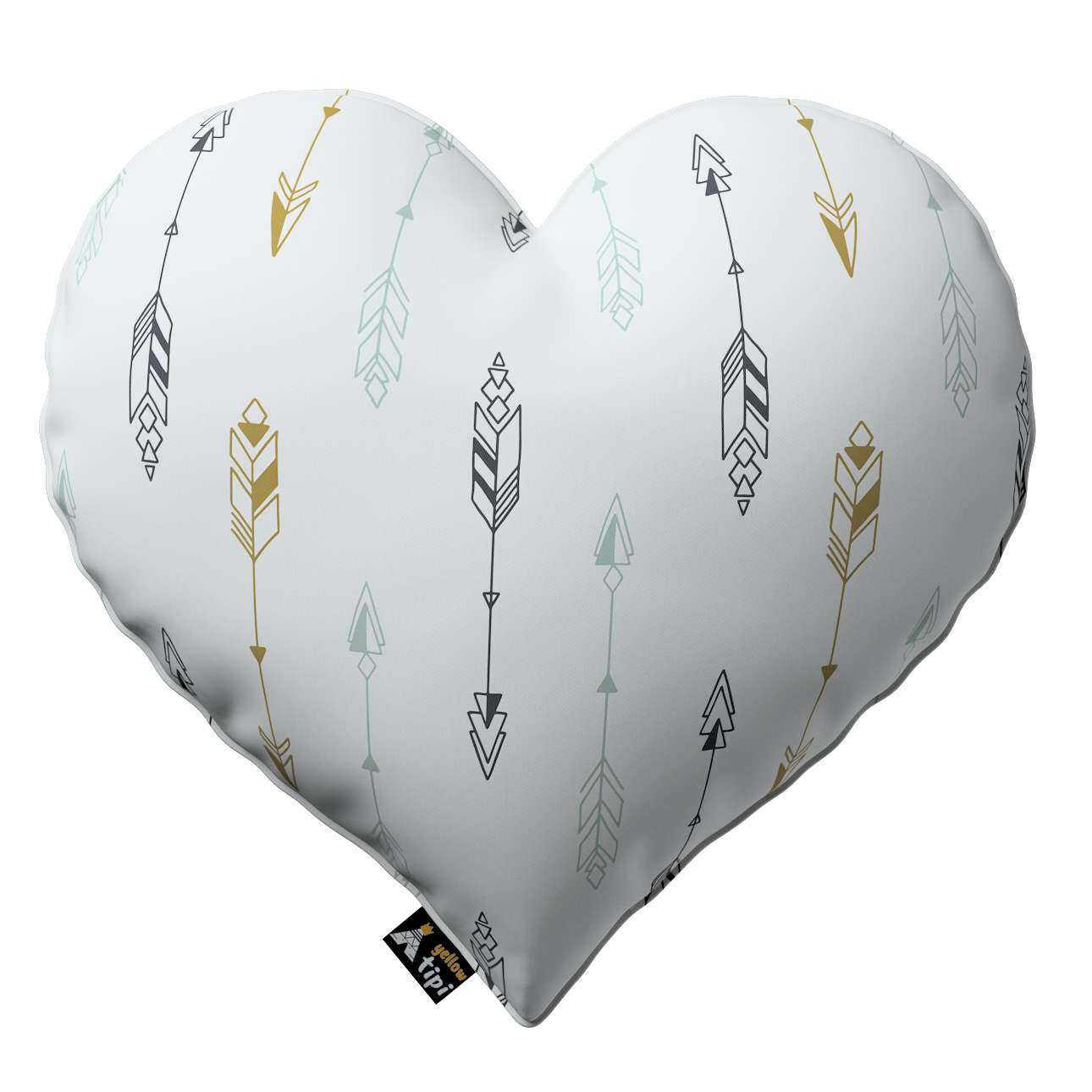 Heart of Love pillow in collection Magic Collection, fabric: 500-07