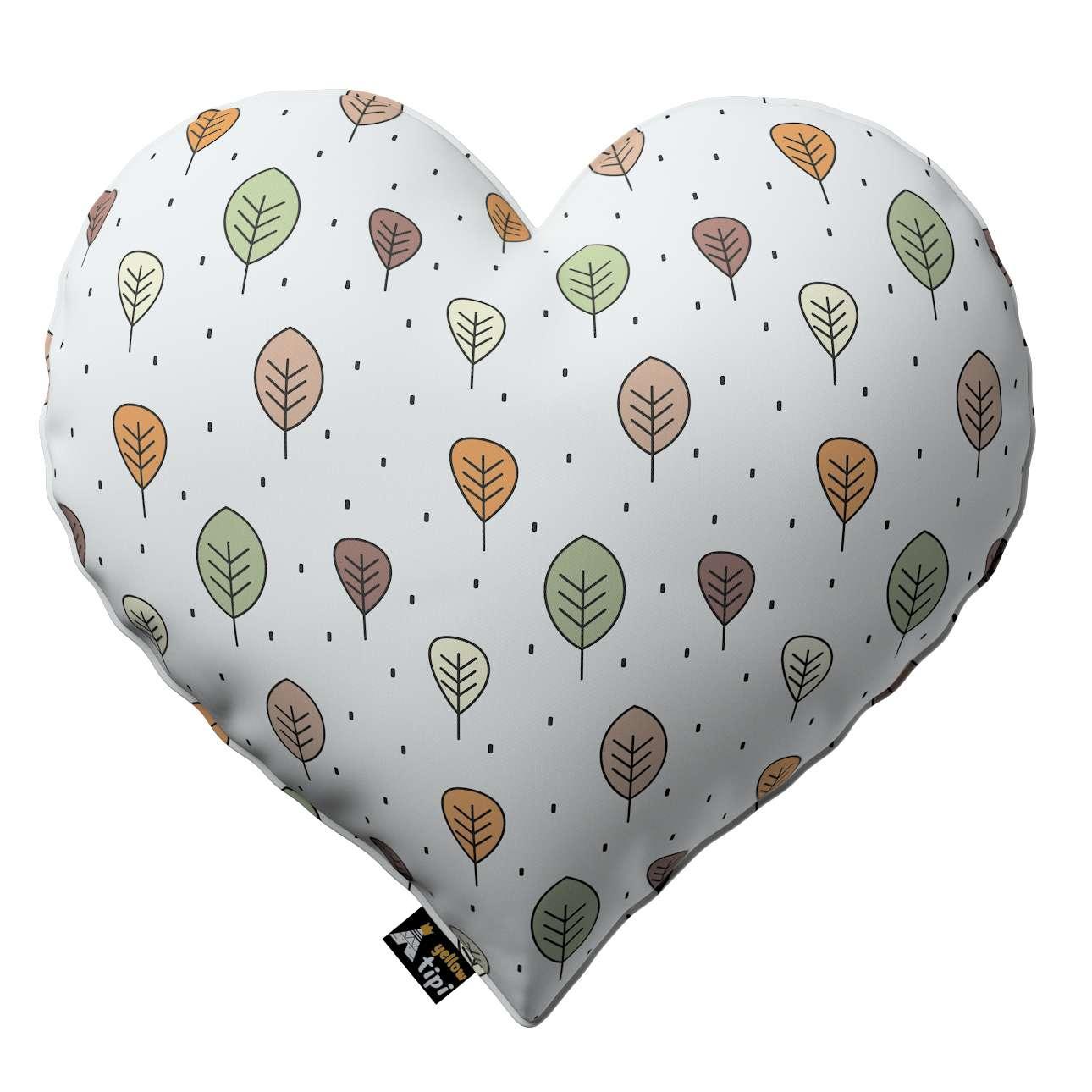 Kissen Heart of Love von der Kollektion Magic Collection, Stoff: 500-09