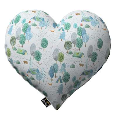 Heart of Love pillow in collection Magic Collection, fabric: 500-21