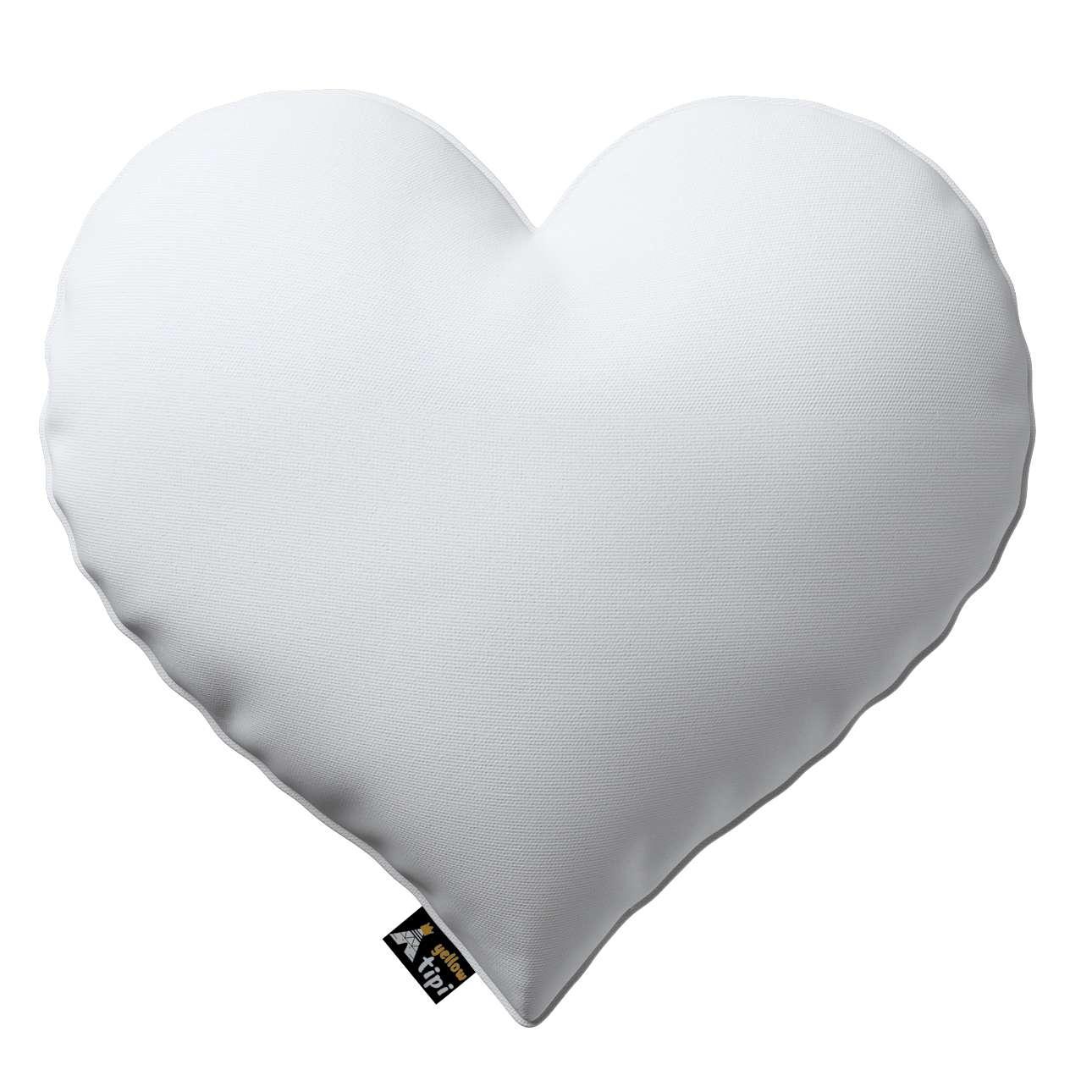 Kissen Heart of Love von der Kollektion Happiness, Stoff: 133-02