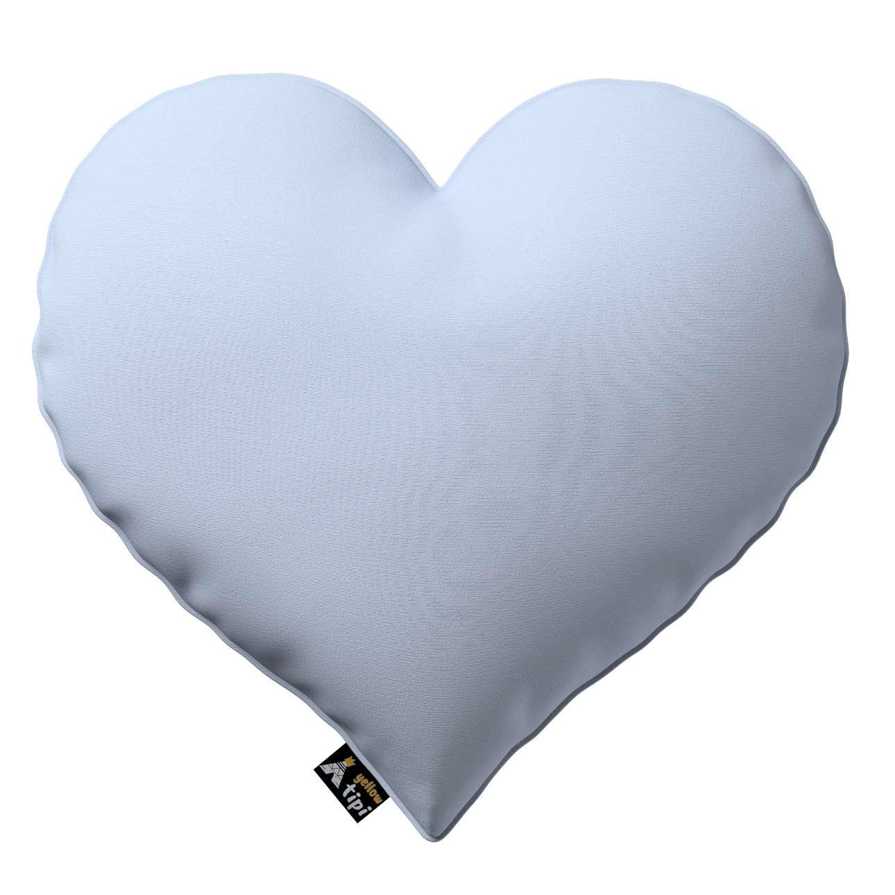 Kissen Heart of Love von der Kollektion Happiness, Stoff: 133-35