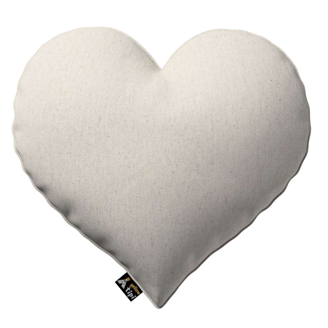 Kissen Heart of Love von der Kollektion Happiness, Stoff: 133-65