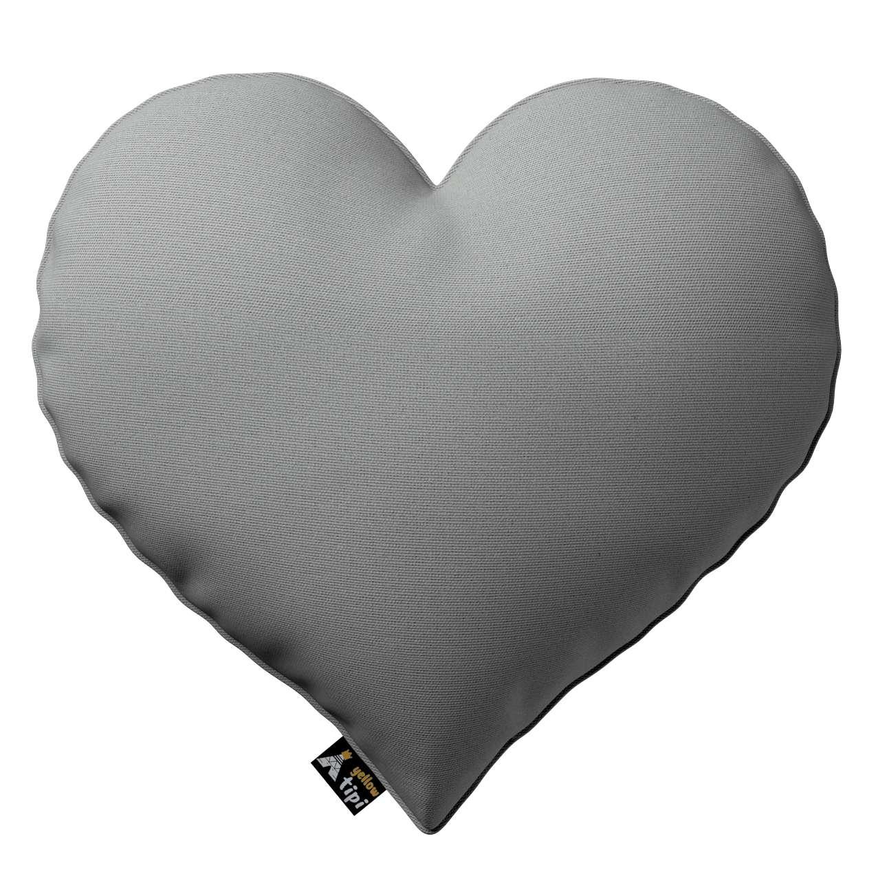 Kissen Heart of Love von der Kollektion Happiness, Stoff: 133-24
