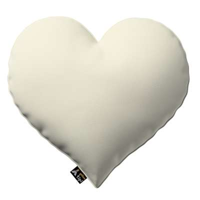 Heart of Love pagalvėlė 704-10 kreminė balta Kolekcija Posh Velvet