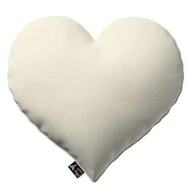 Kissen Heart of Love von der Kollektion Posh Velvet, Stoff: 704-10