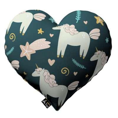 Kissen Heart of Love 500-43 niebieski Kollektion Magic Collection