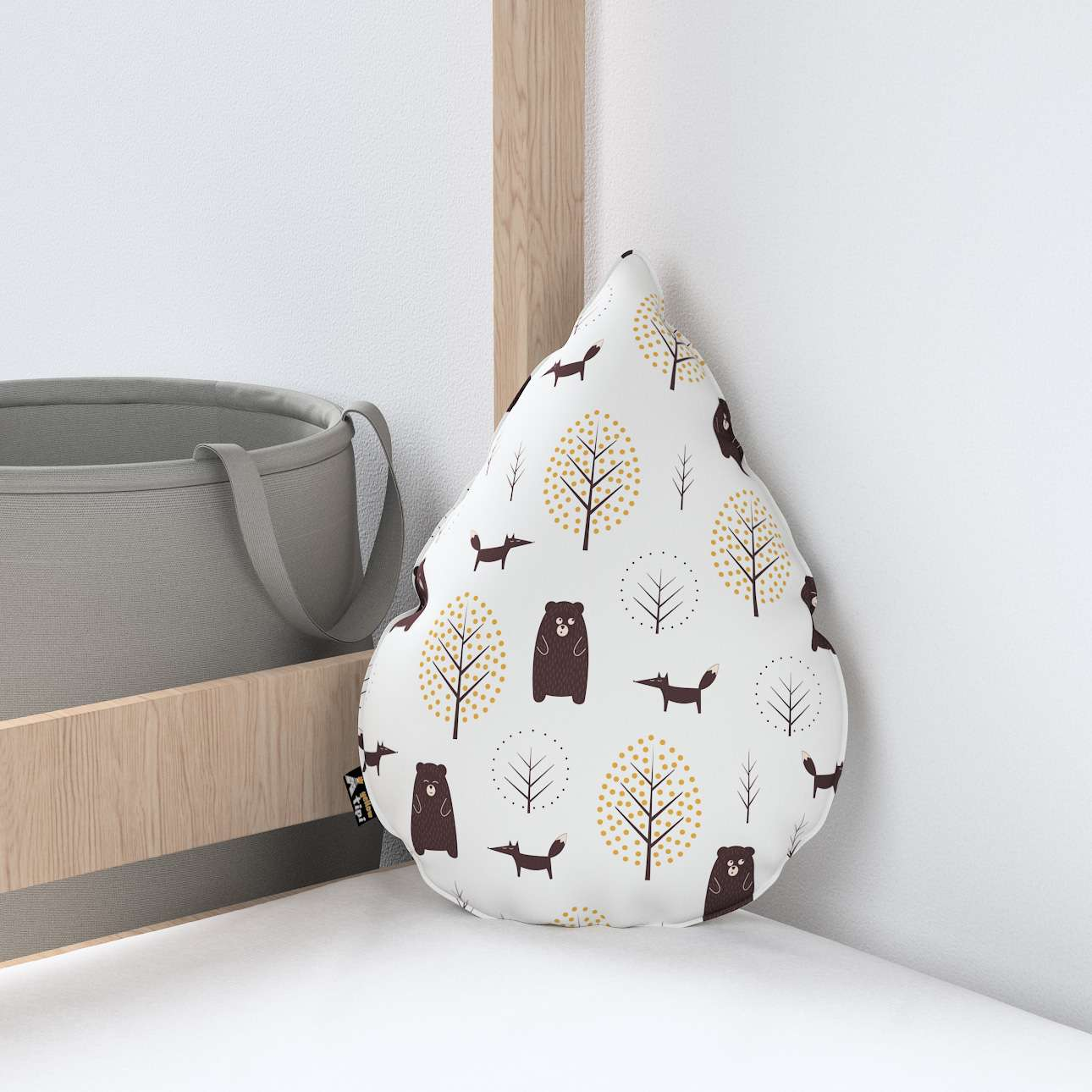 Sweet Drop pillow in collection Magic Collection, fabric: 500-19