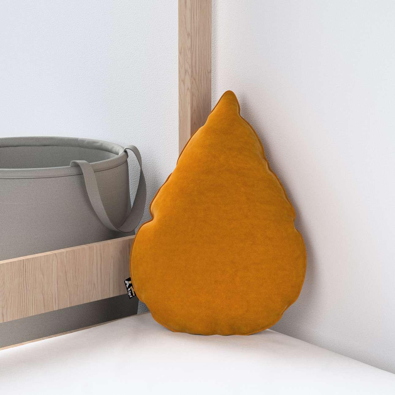 Sweet Drop pagalvėlė kolekcijoje Posh Velvet, audinys: 704-23