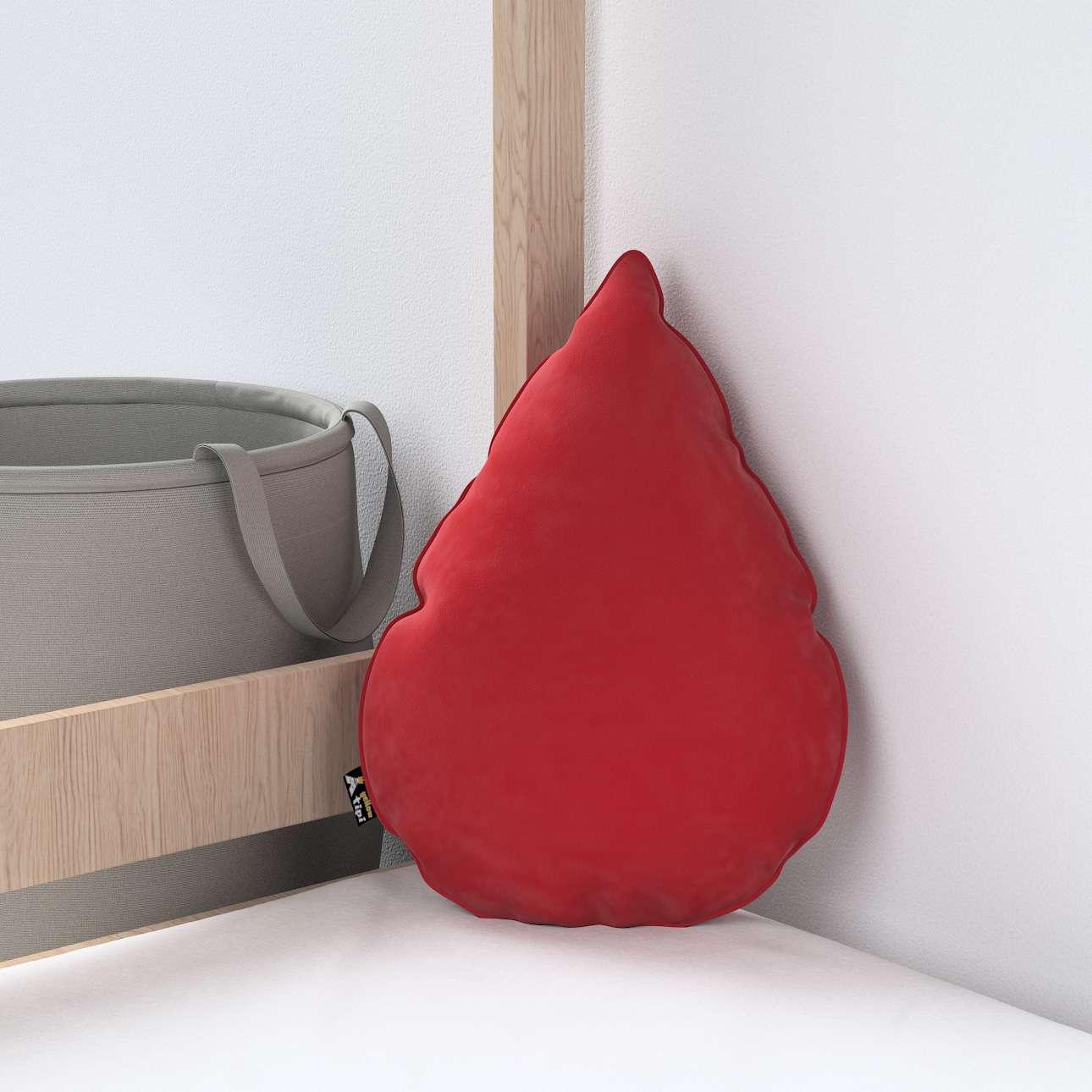 Sweet Drop pagalvėlė kolekcijoje Posh Velvet, audinys: 704-15