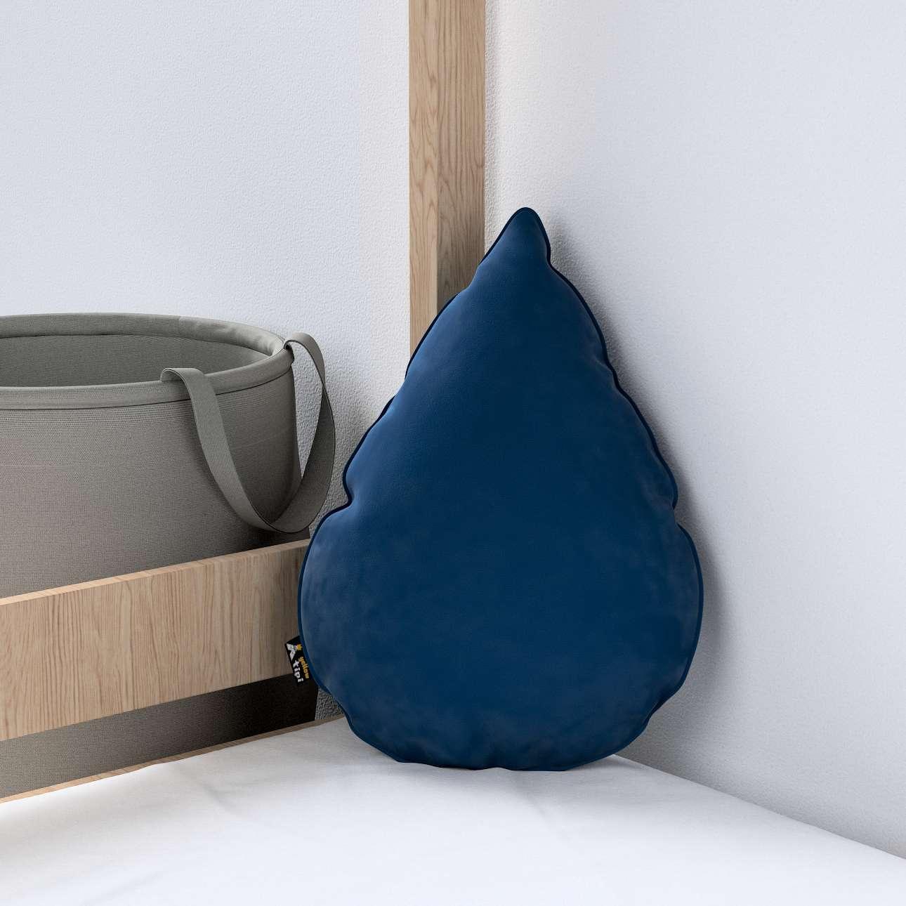 Sweet Drop pagalvėlė kolekcijoje Posh Velvet, audinys: 704-29