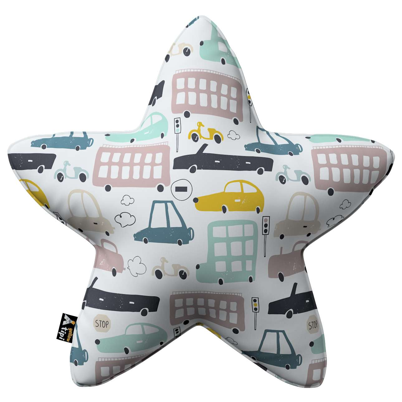 Lucky Star pagalvėlė kolekcijoje Magic Collection, audinys: 500-02