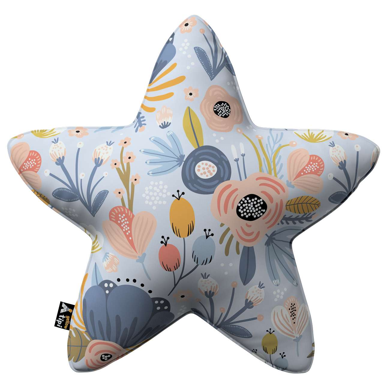Kissen Lucky Star von der Kollektion Magic Collection, Stoff: 500-05
