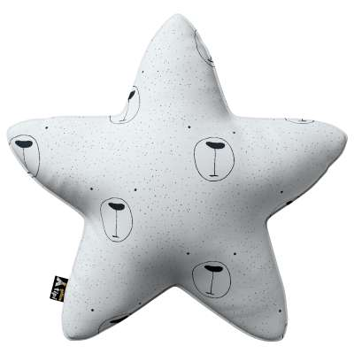 Kissen Lucky Star von der Kollektion Magic Collection, Stoff: 500-06