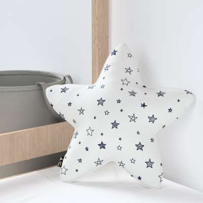 Kissen Lucky Star von der Kollektion Magic Collection, Stoff: 500-08