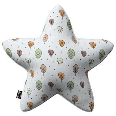 Kissen Lucky Star von der Kollektion Magic Collection, Stoff: 500-09