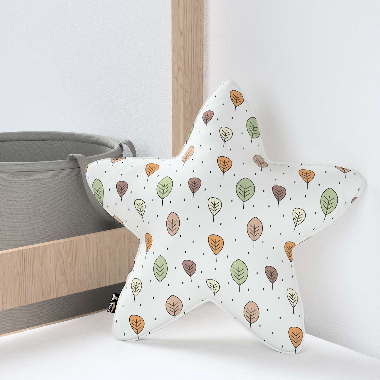 Lucky Star pillow in collection Magic Collection, fabric: 500-09