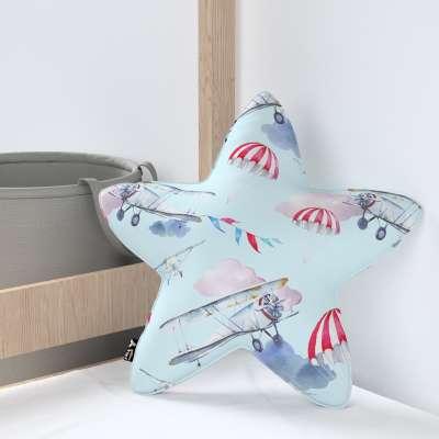 Kissen Lucky Star von der Kollektion Magic Collection, Stoff: 500-10