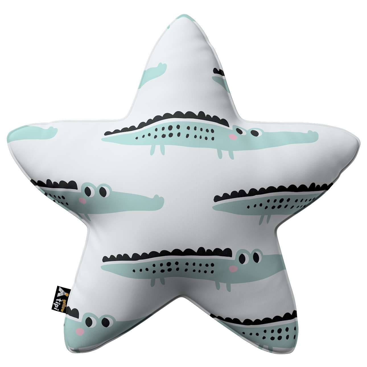 Lucky Star pillow in collection Magic Collection, fabric: 500-11