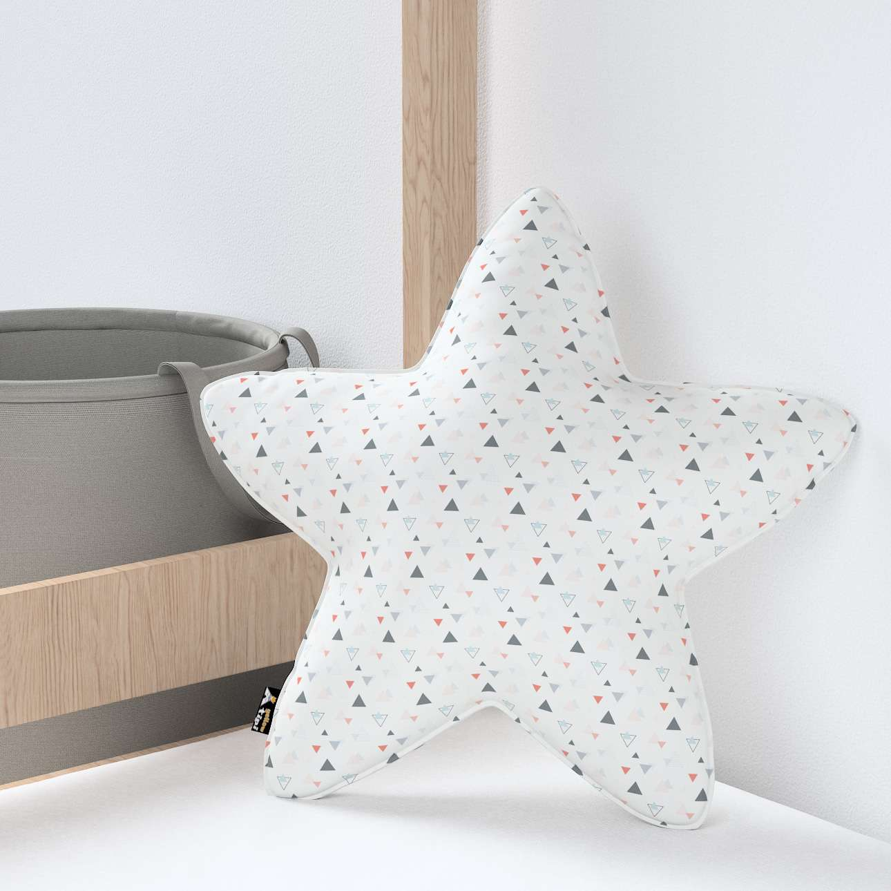 Lucky Star pillow in collection Magic Collection, fabric: 500-22