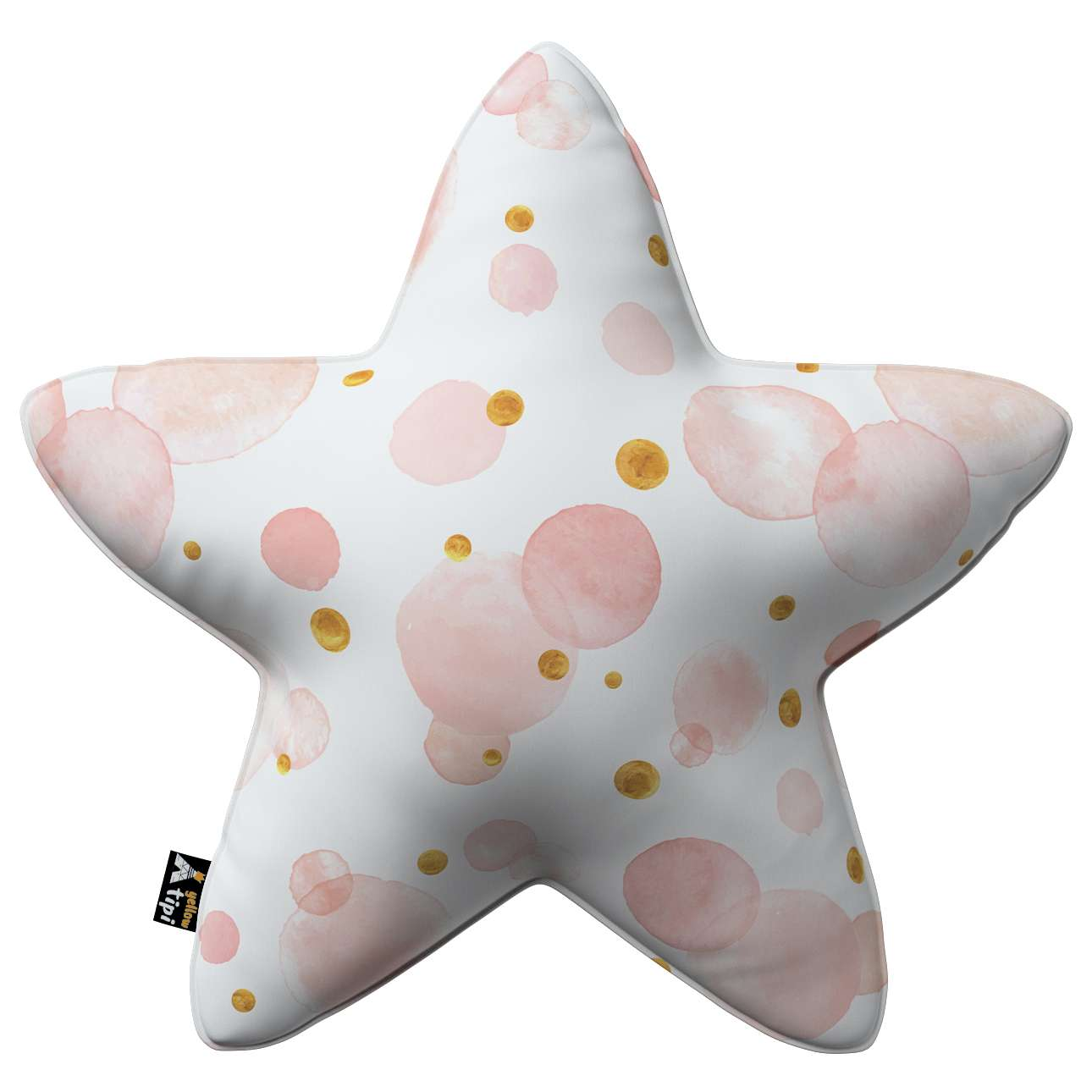 Kissen Lucky Star von der Kollektion Magic Collection, Stoff: 500-13