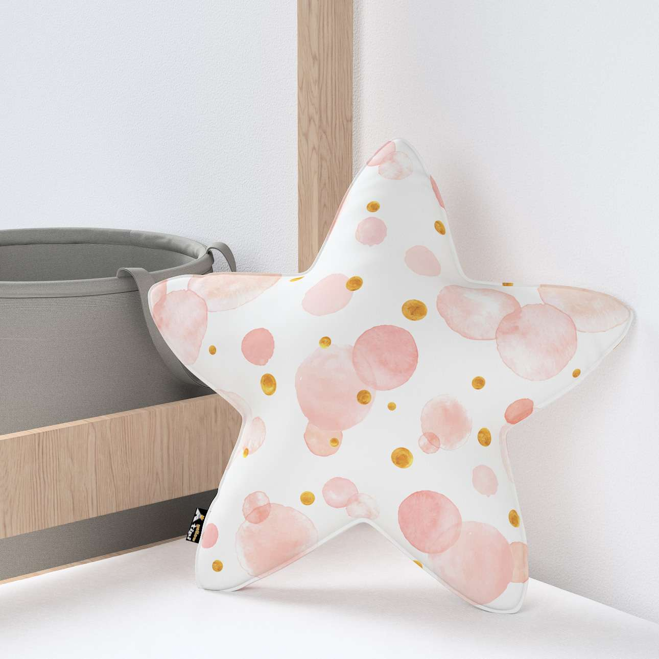Lucky Star pillow in collection Magic Collection, fabric: 500-13
