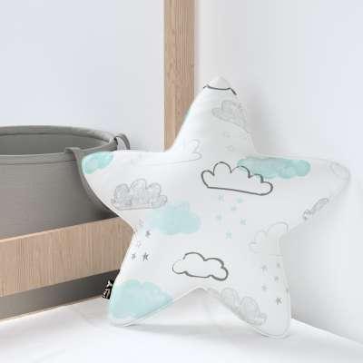 Kissen Lucky Star von der Kollektion Magic Collection, Stoff: 500-14