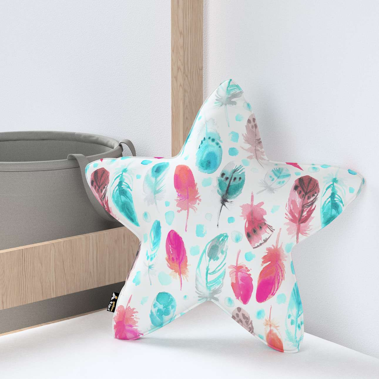 Lucky Star pillow in collection Magic Collection, fabric: 500-17