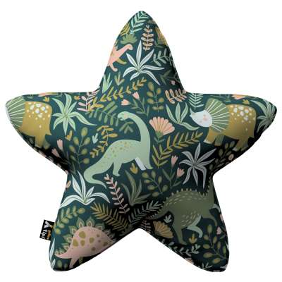 Kissen Lucky Star von der Kollektion Magic Collection, Stoff: 500-20