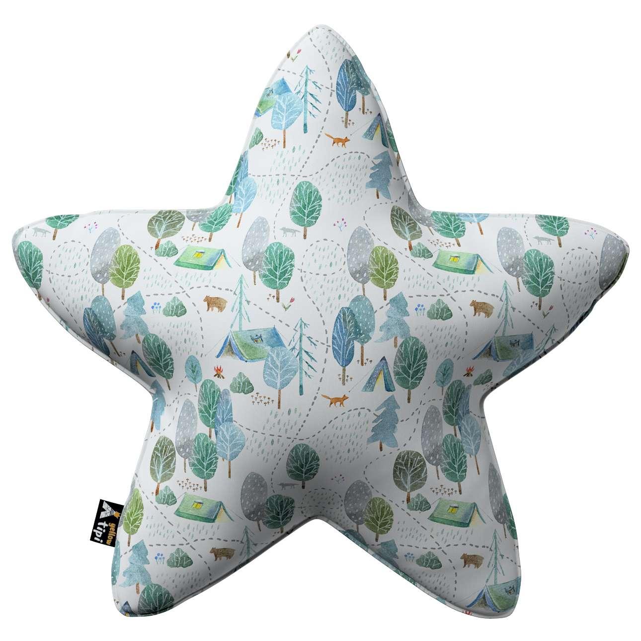 Lucky Star pagalvėlė kolekcijoje Magic Collection, audinys: 500-21