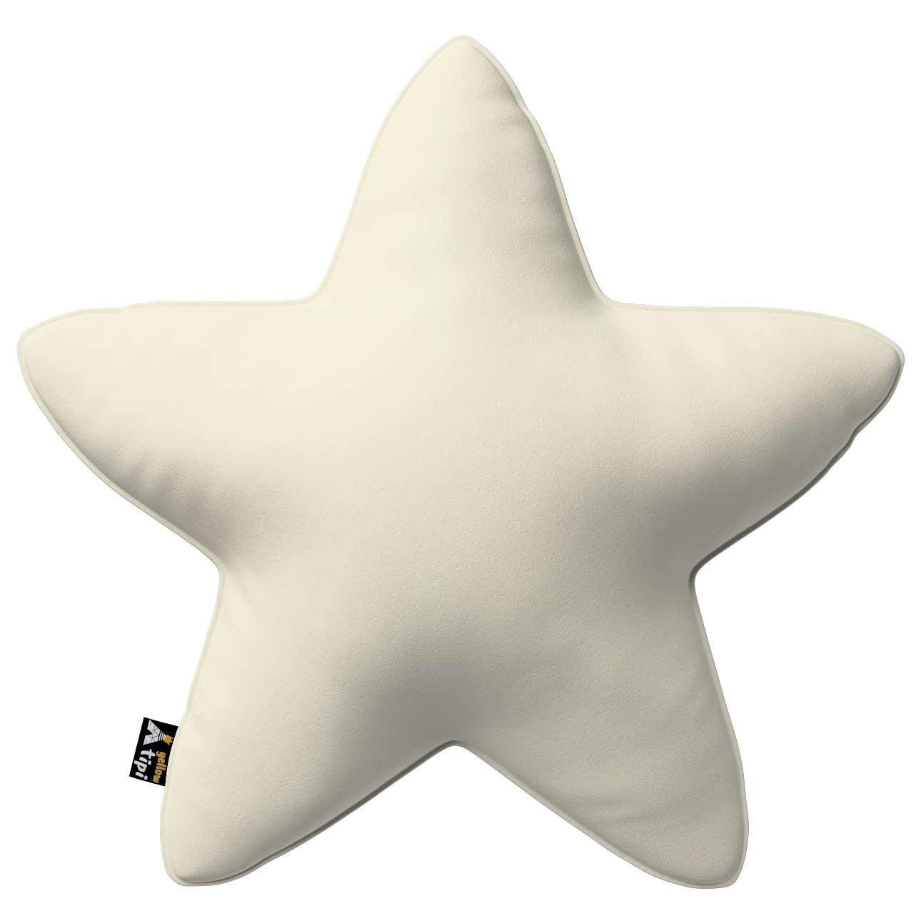 Lucky Star pagalvėlė kolekcijoje Posh Velvet, audinys: 704-10
