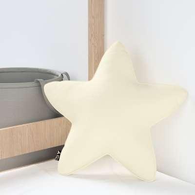 Kissen Lucky Star von der Kollektion Posh Velvet, Stoff: 704-10