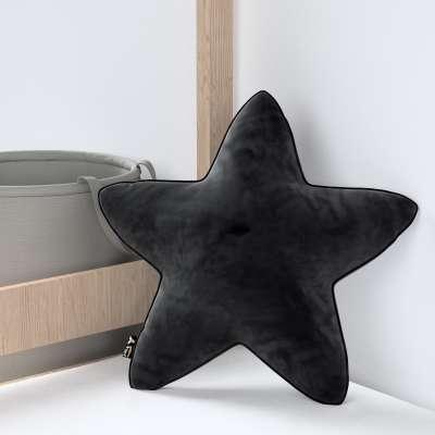 Lucky Star pagalvėlė kolekcijoje Posh Velvet, audinys: 704-17