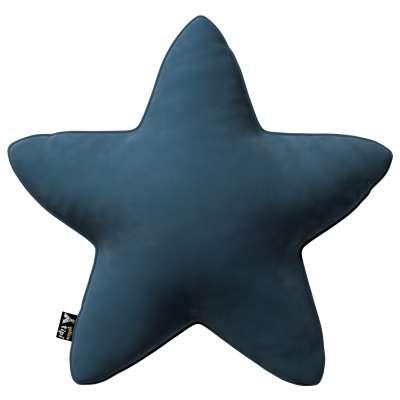 Lucky Star pagalvėlė kolekcijoje Posh Velvet, audinys: 704-16