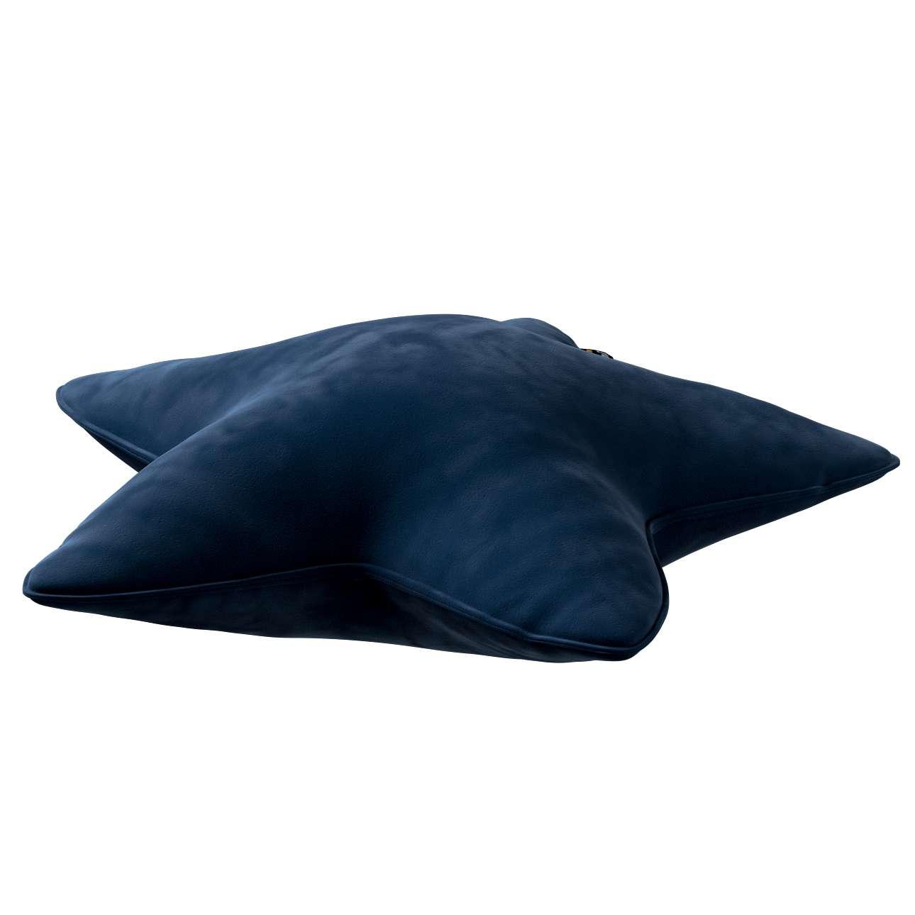 Lucky Star pagalvėlė kolekcijoje Posh Velvet, audinys: 704-29