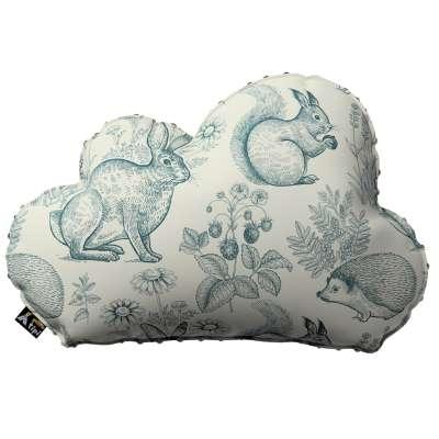 Kissen Soft Cloud aus Minky von der Kollektion Magic Collection, Stoff: 500-04