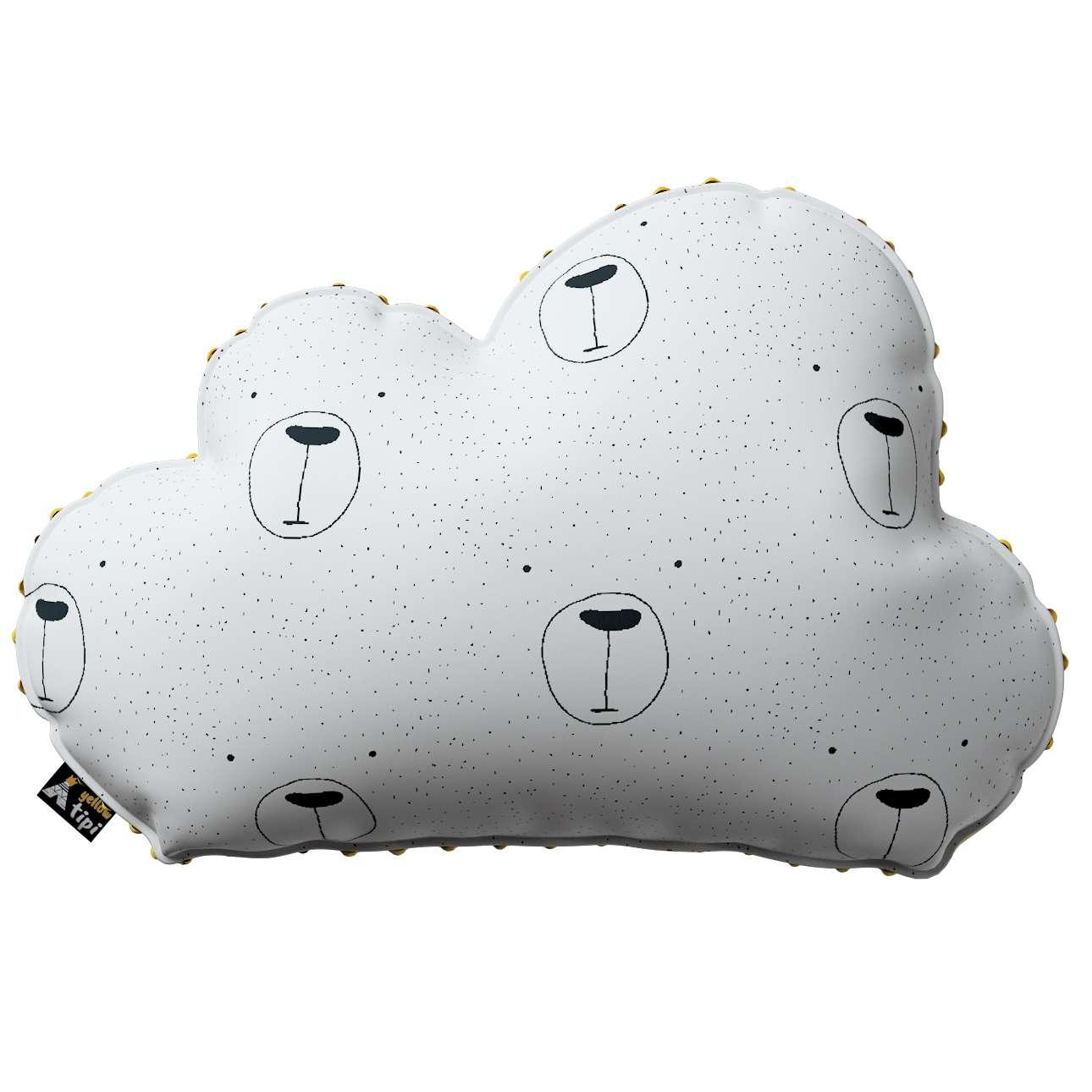 Kissen Soft Cloud aus Minky von der Kollektion Magic Collection, Stoff: 500-06